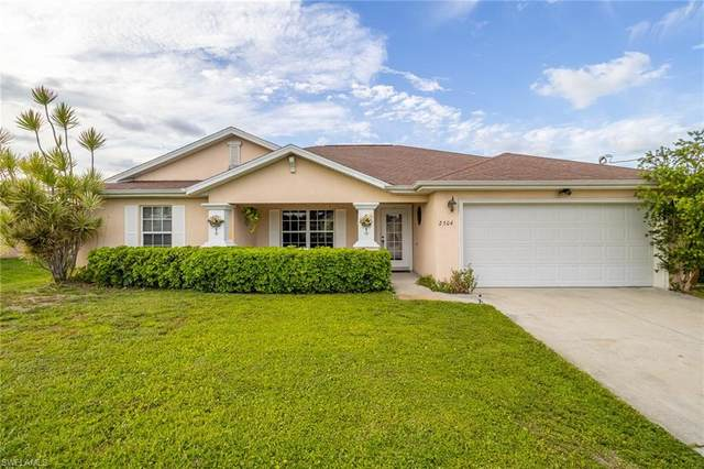 2504 13th Street SW, Lehigh Acres, FL 33976 (#221036112) :: The Dellatorè Real Estate Group