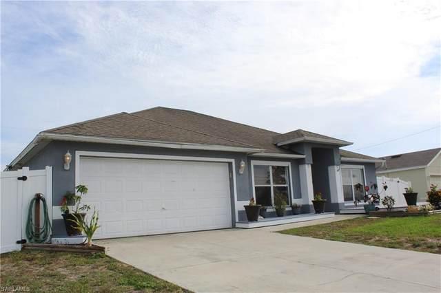 436 NW 15th Terrace, Cape Coral, FL 33993 (MLS #221036129) :: Avantgarde