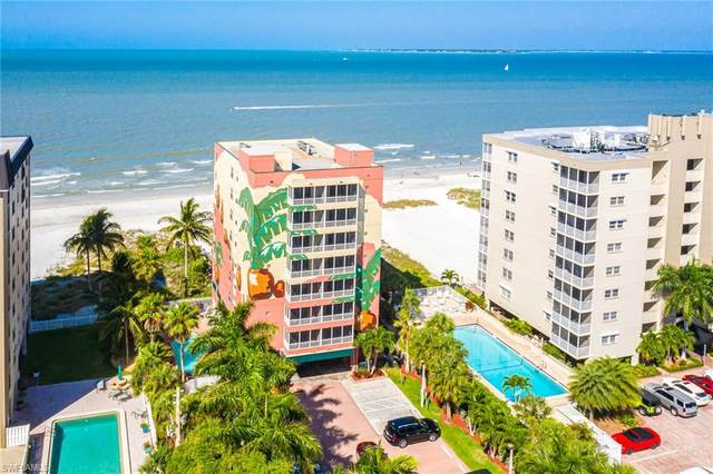 510 Estero Boulevard #601, Fort Myers Beach, FL 33931 (MLS #221036156) :: Waterfront Realty Group, INC.