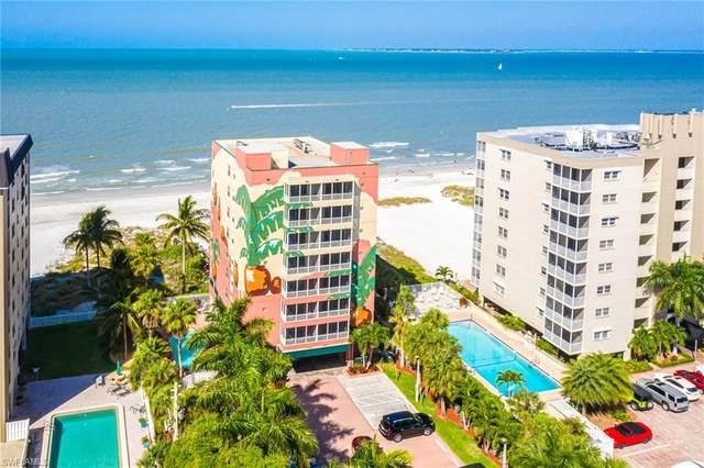 510 Estero Boulevard #601, Fort Myers Beach, FL 33931 (MLS #221036156) :: Florida Homestar Team