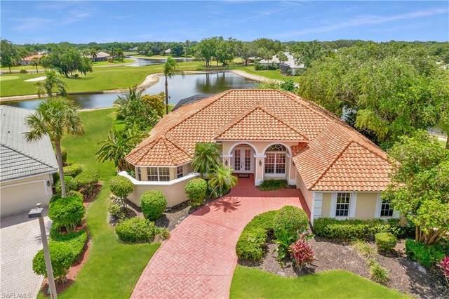 12083 Mahogany Isle Lane, Fort Myers, FL 33913 (MLS #221036304) :: Realty World J. Pavich Real Estate