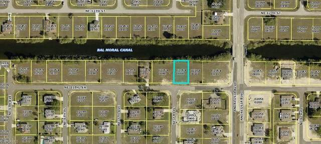 717 NE 11th Terrace, Cape Coral, FL 33909 (MLS #221036358) :: BonitaFLProperties