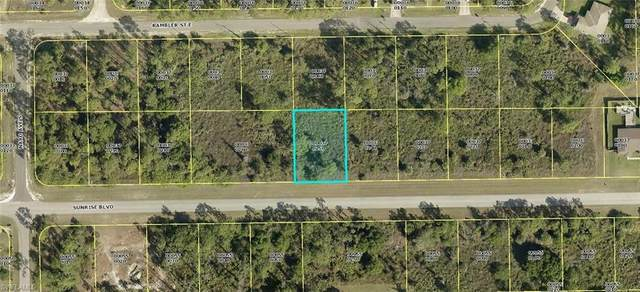 1139 Sunrise Boulevard, Lehigh Acres, FL 33974 (MLS #221036370) :: RE/MAX Realty Team