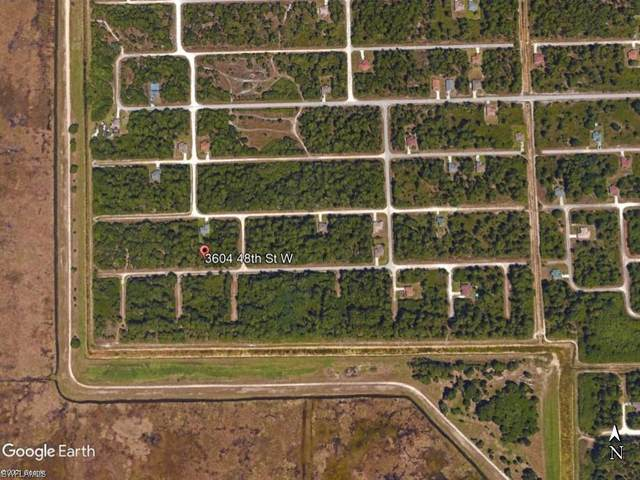 3604 48th Street W, Lehigh Acres, FL 33971 (#221036382) :: The Dellatorè Real Estate Group