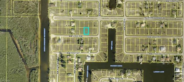 4609 NW 31st Terrace, Cape Coral, FL 33993 (#221036394) :: The Dellatorè Real Estate Group