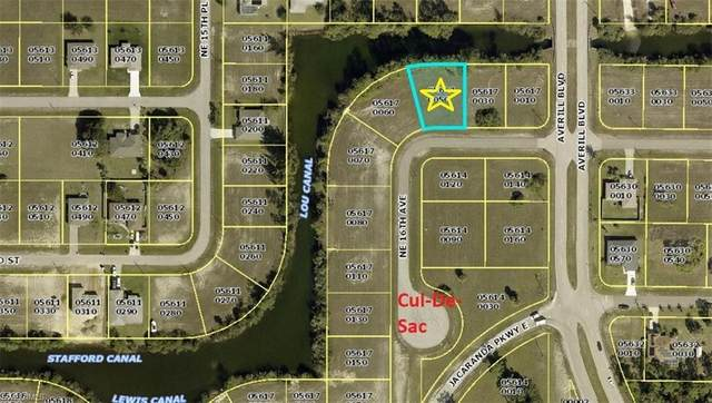 1605 NE 33rd Terrace, Cape Coral, FL 33909 (MLS #221036541) :: Florida Homestar Team