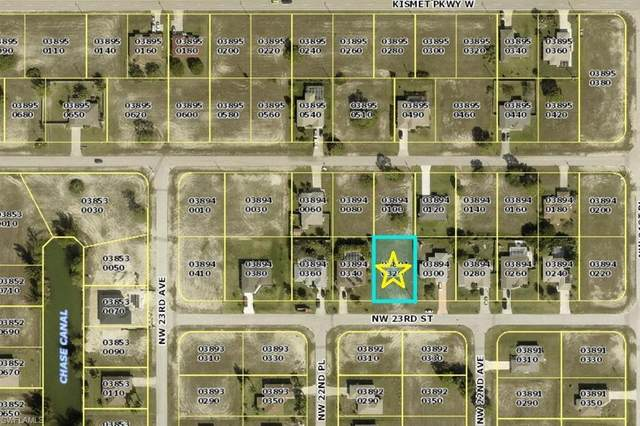 2207 NW 23rd Street, Cape Coral, FL 33993 (MLS #221036543) :: Florida Homestar Team