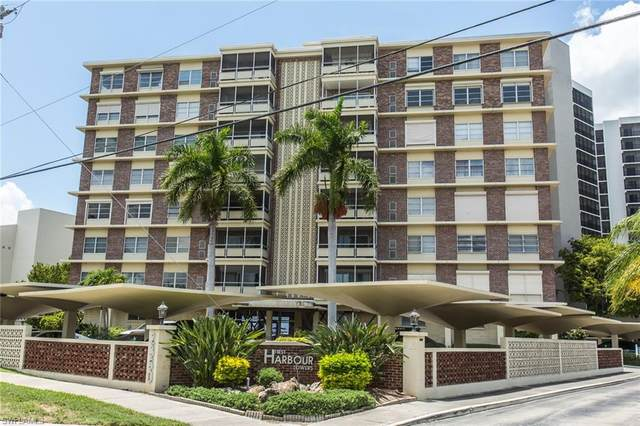 2350 W 1st Street #403, Fort Myers, FL 33901 (MLS #221036548) :: The Naples Beach And Homes Team/MVP Realty