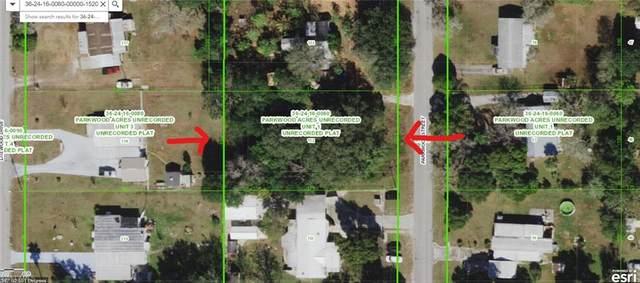 13037 Parkwood Street, Hudson, FL 34669 (MLS #221036598) :: Wentworth Realty Group