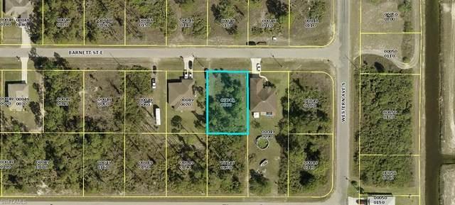 1076 Barnett Street E, Lehigh Acres, FL 33974 (#221036647) :: Jason Schiering, PA