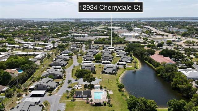 12934 Cherrydale Court, Fort Myers, FL 33919 (MLS #221036882) :: Florida Homestar Team