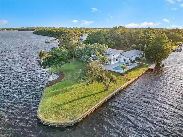 1803 Coral Circle, North Fort Myers, FL 33903 (MLS #221036920) :: BonitaFLProperties