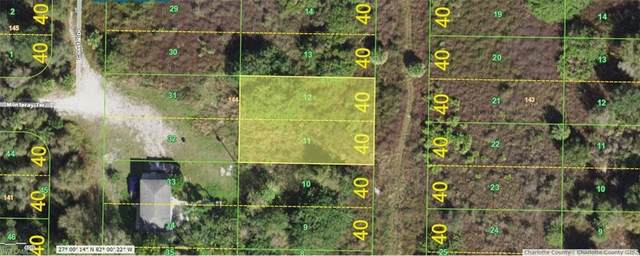 1485/1489 Daudet Drive, Punta Gorda, FL 33983 (MLS #221037120) :: Realty World J. Pavich Real Estate