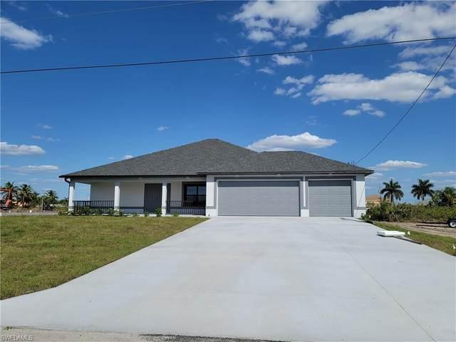 1629 SW 28th Terrace, Cape Coral, FL 33914 (MLS #221037178) :: Avantgarde