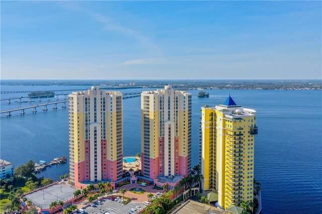 2743 1st Street #2101, Fort Myers, FL 33916 (MLS #221037517) :: Realty World J. Pavich Real Estate