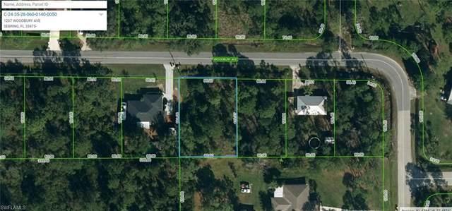1207 Woodbury Avenue, Sebring, FL 33875 (MLS #221037586) :: Avantgarde