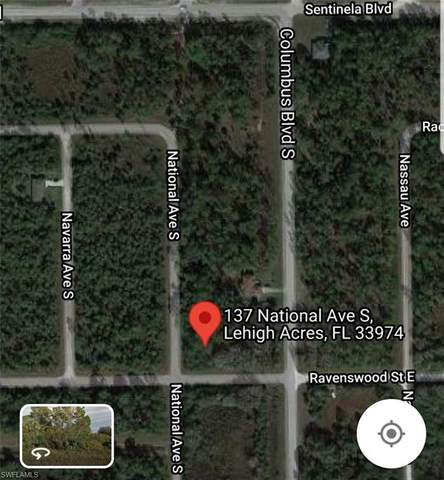 137 National Avenue S, Lehigh Acres, FL 33974 (MLS #221037661) :: Realty Group Of Southwest Florida