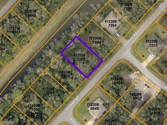 Goshen Road, North Port, FL 34288 (MLS #221037869) :: Premiere Plus Realty Co.