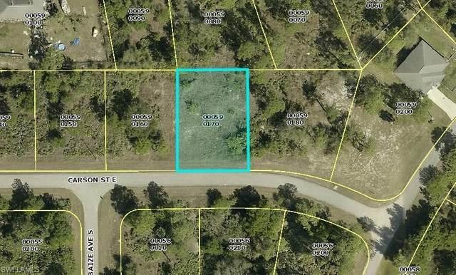 833 Carson Street E, Lehigh Acres, FL 33974 (MLS #221037941) :: Realty World J. Pavich Real Estate