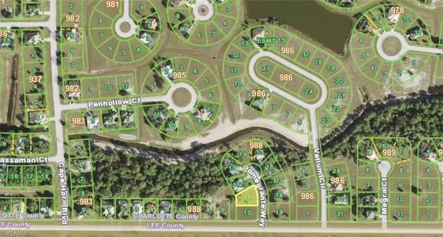 17533 Pomegrante Way, Punta Gorda, FL 33955 (MLS #221038132) :: Realty Group Of Southwest Florida