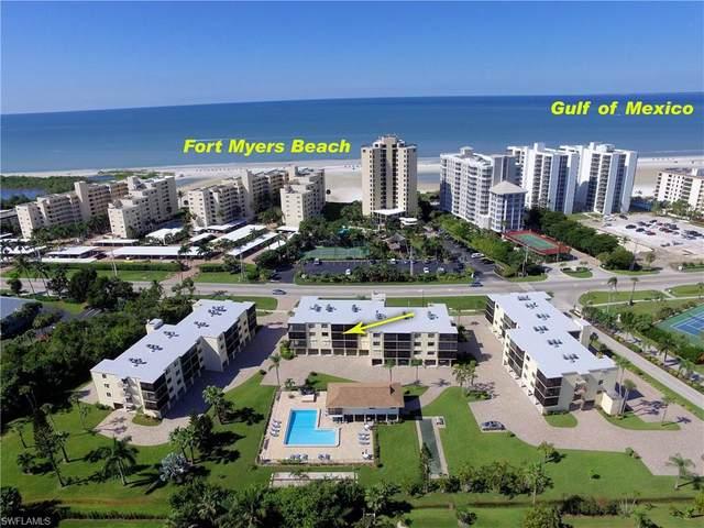 6655 Estero Boulevard #215, Fort Myers Beach, FL 33931 (MLS #221038449) :: Avantgarde