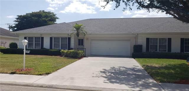 7026 W Brandywine Circle, Fort Myers, FL 33919 (MLS #221038834) :: RE/MAX Realty Team