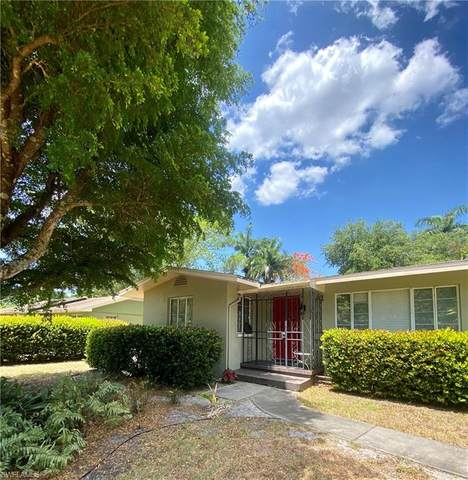 2520 Columbus Street, Fort Myers, FL 33901 (MLS #221038965) :: Wentworth Realty Group