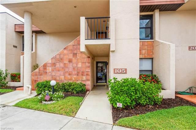14790 Eagle Ridge Drive #105, Fort Myers, FL 33912 (MLS #221039140) :: Tom Sells More SWFL   MVP Realty