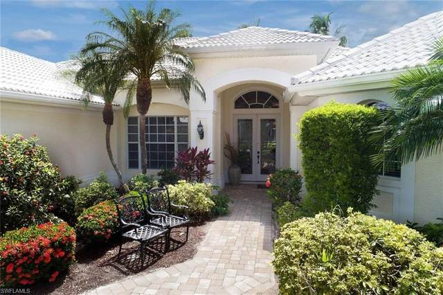 5613 Harbour Circle, Cape Coral, FL 33914 (MLS #221039141) :: Realty World J. Pavich Real Estate