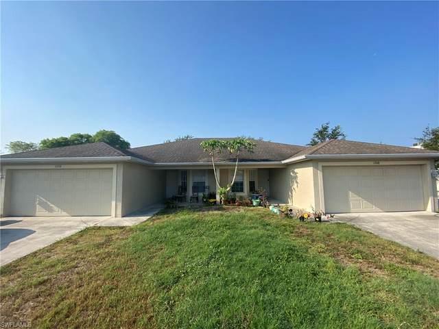 1208 NE 16th Terrace, Cape Coral, FL 33909 (MLS #221039544) :: #1 Real Estate Services