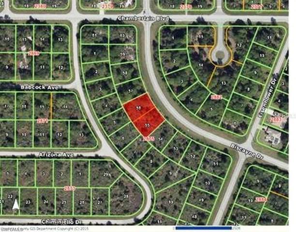 565 Biscayne Drive, Port Charlotte, FL 33953 (MLS #221039649) :: Realty Group Of Southwest Florida