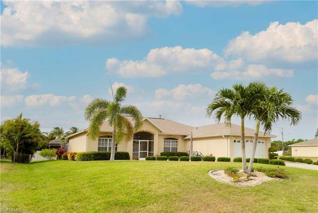 1707 SW 43rd Street, Cape Coral, FL 33914 (MLS #221039877) :: The Naples Beach And Homes Team/MVP Realty