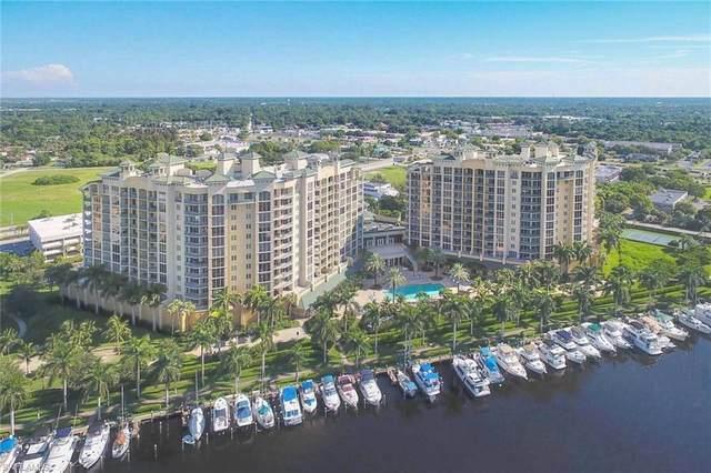 3426 Hancock Bridge Parkway #807, North Fort Myers, FL 33903 (MLS #221039893) :: Clausen Properties, Inc.