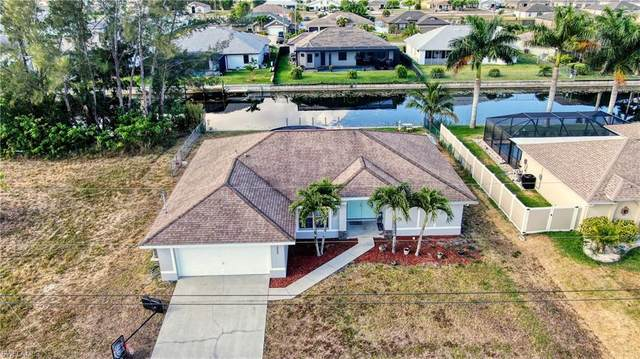 1222 SW 15th Street, Cape Coral, FL 33991 (MLS #221040006) :: Avantgarde