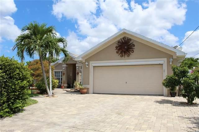 1821 SW 27th Street, Cape Coral, FL 33914 (MLS #221040148) :: Avantgarde