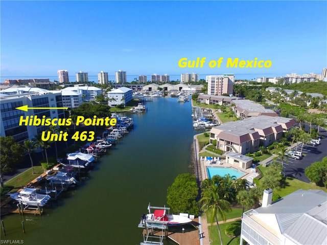 4451 Bay Beach Lane #463, Fort Myers Beach, FL 33931 (MLS #221040219) :: Avantgarde