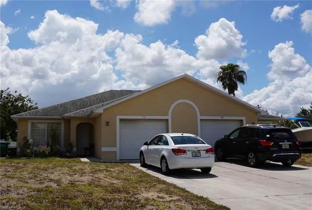 1415 SE 1st Place, Cape Coral, FL 33990 (MLS #221040638) :: Avantgarde