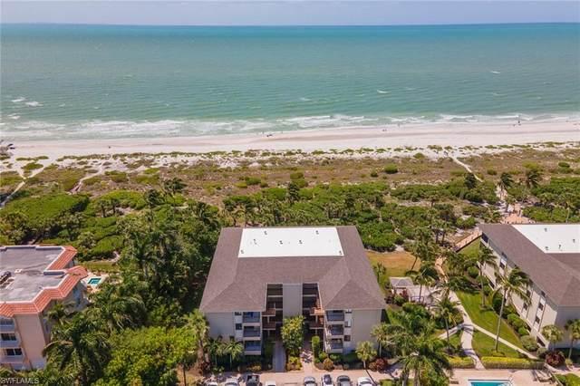 1795 Middle Gulf Drive C 101, Sanibel, FL 33957 (MLS #221041219) :: Avantgarde