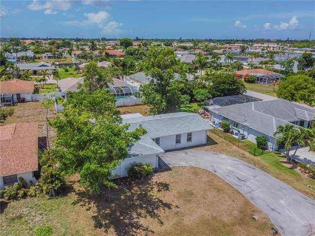 1122 SE 35th Terrace, Cape Coral, FL 33904 (MLS #221041386) :: Clausen Properties, Inc.
