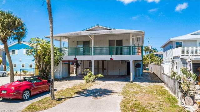 5518/5520 Palmetto Street, Fort Myers Beach, FL 33931 (MLS #221041399) :: RE/MAX Realty Team