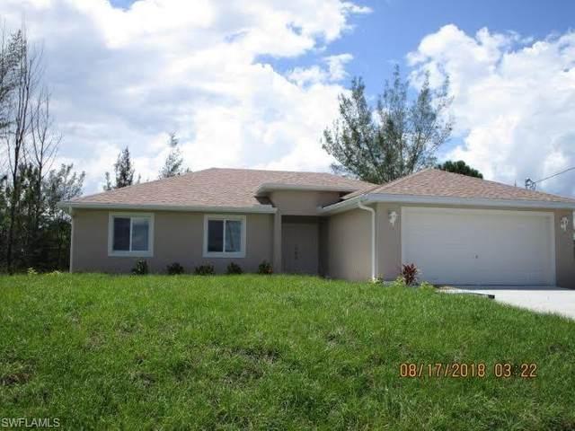 3814 NE 17th Avenue, Cape Coral, FL 33909 (MLS #221041583) :: Bowers Group   Compass