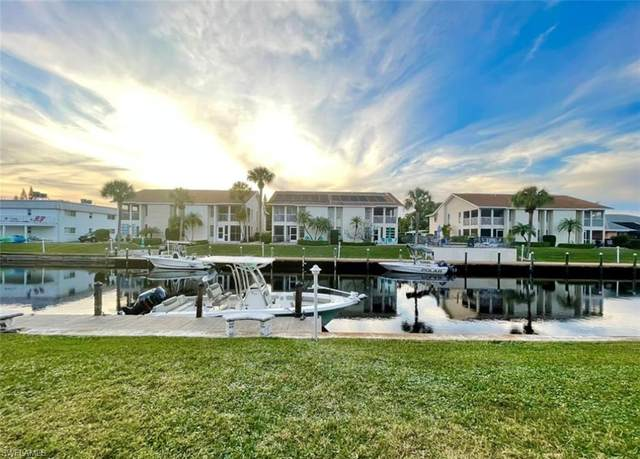 4912 Vincennes Street #104, Cape Coral, FL 33904 (MLS #221041691) :: Domain Realty
