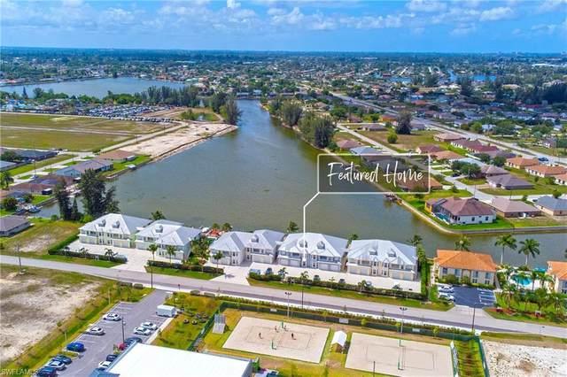 332 SW 3rd Street #107, Cape Coral, FL 33991 (MLS #221041693) :: Avantgarde