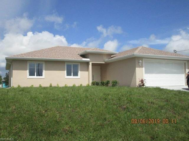 1914 NE 13th Place, Cape Coral, FL 33909 (#221041800) :: Caine Luxury Team