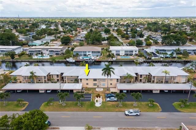 853 SE 46th Lane #205, Cape Coral, FL 33904 (MLS #221041812) :: Avantgarde