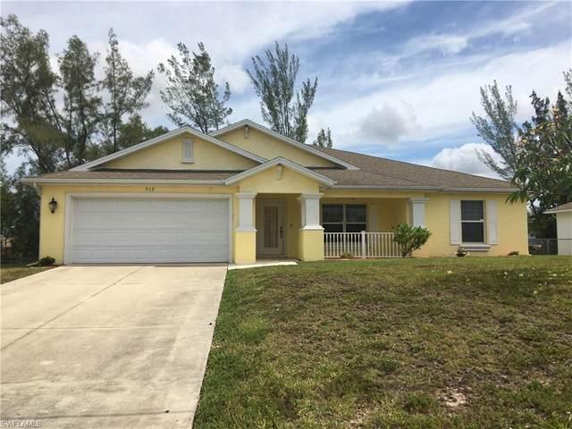 517 SW 26th Terrace, Cape Coral, FL 33914 (MLS #221041901) :: Clausen Properties, Inc.