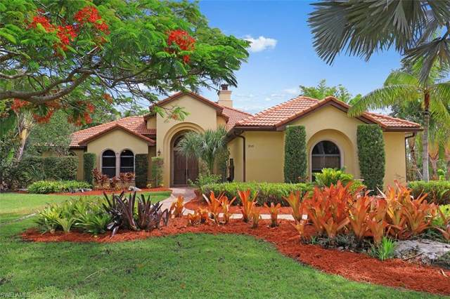 3949 La Vida Way, Cape Coral, FL 33993 (MLS #221041991) :: Tom Sells More SWFL | MVP Realty