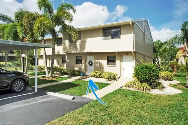 9619 Eaton Gardens Lane #2, Fort Myers, FL 33919 (MLS #221042000) :: RE/MAX Realty Team