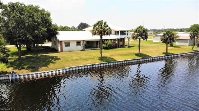 1571 Jerdik Drive, Moore Haven, FL 33471 (MLS #221042096) :: Tom Sells More SWFL | MVP Realty