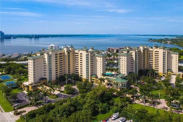 3414 Hancock Bridge Parkway #705, North Fort Myers, FL 33903 (MLS #221042493) :: Clausen Properties, Inc.